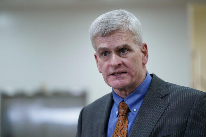 路州联邦参议员卡西迪表示不支持川普成为2024年的共和党总统候选人。(美联社)(photo:UDN)
