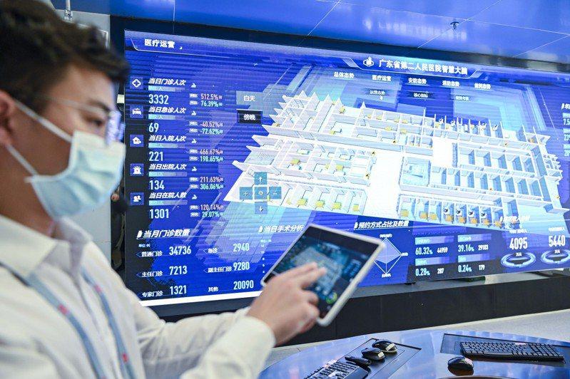 中國要在晶片產業與全球加大合作,並尋求科技自立自強。(中新社)