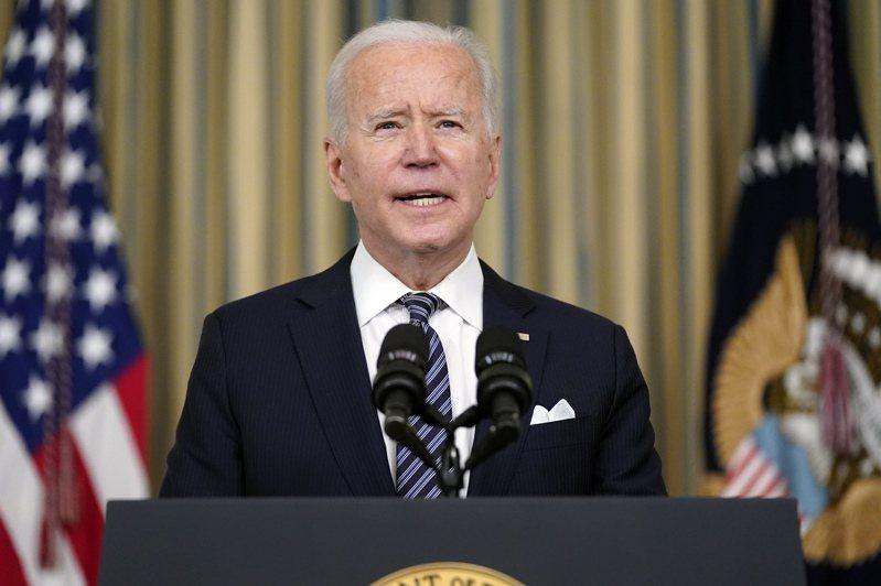 美國總統拜登即將宣布一九九三年迄今最大規模的聯邦增稅政策。(美聯社)