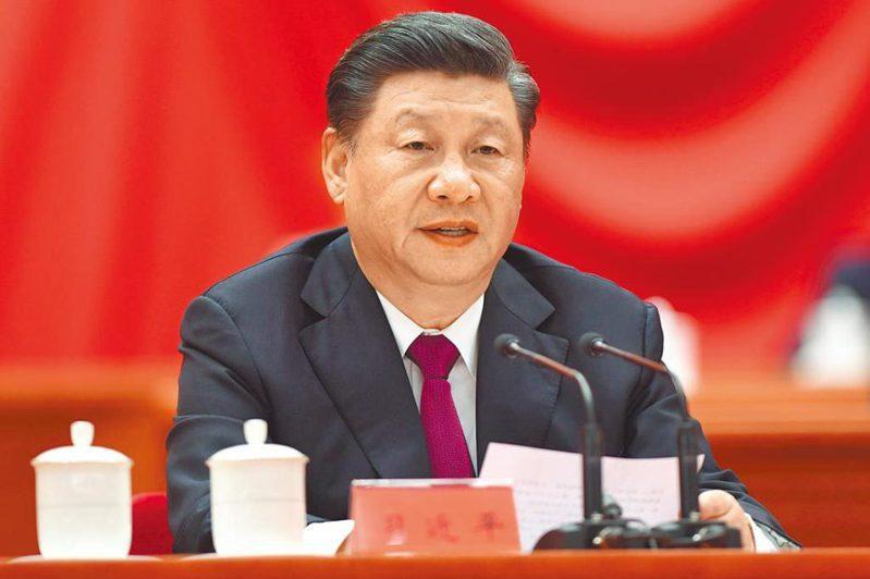中共總書記習近平日前宣示推動「碳達峰」、「碳中和」目標。(新華社)