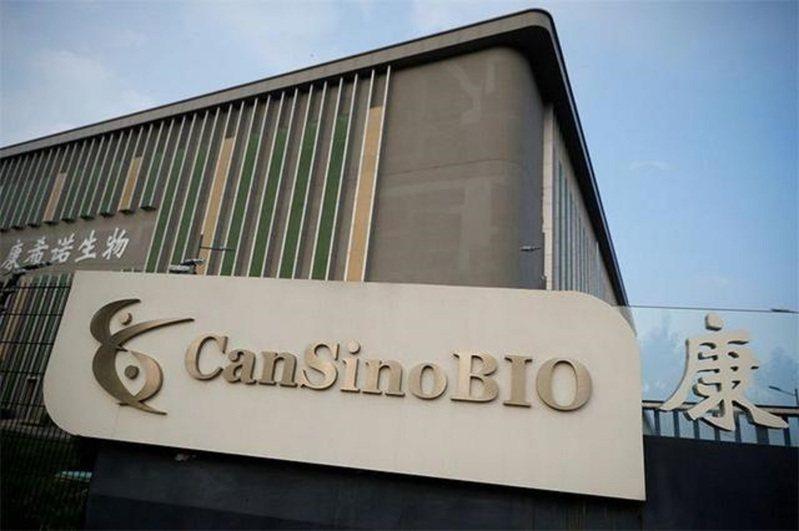 康希諾「吸入用」疫苗獲批臨床試驗 。(路透)