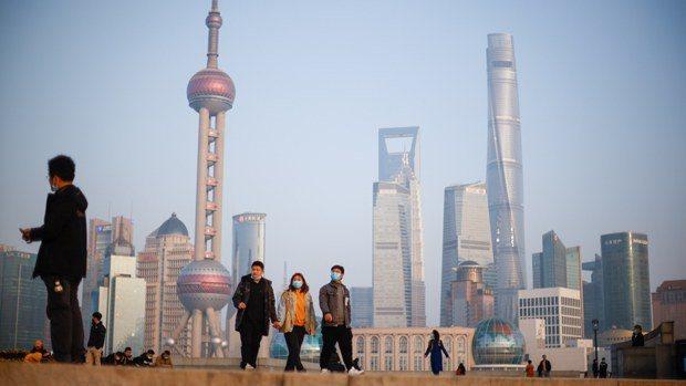 上海收集外來人員資料的新規定4月1日生效。(路透資料照片)