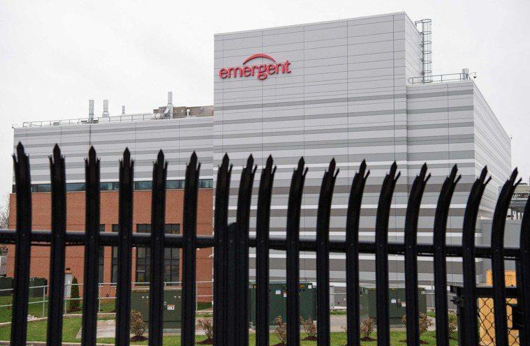 嬌生公司與合作藥廠、Emergent BioSolutions在巴爾的摩的工廠生...