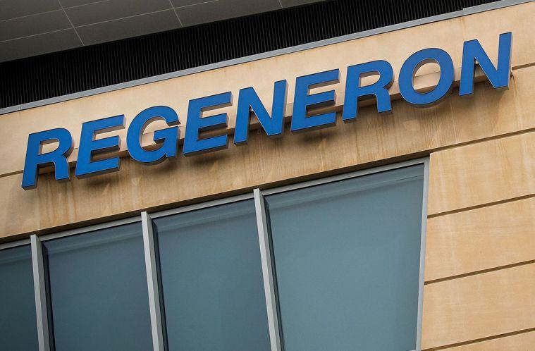 生技公司雷傑納隆正計畫向FDA申請抗體預防療法。(路透)