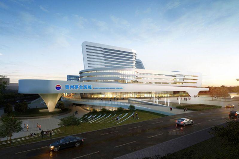 貴州茅台醫院將於2021年6月建成投用,目前正在大舉徵才。(取材自官網)