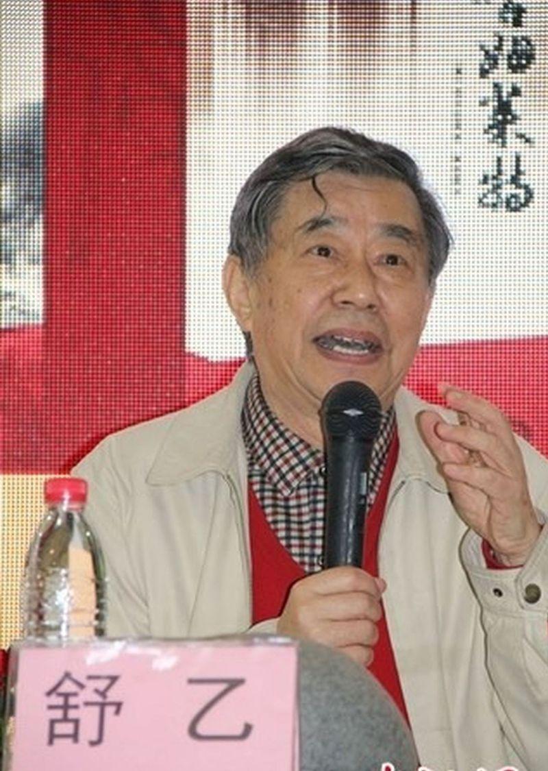 老舍長子舒乙21日在北京病逝,享壽86歲。(取材自中新網)