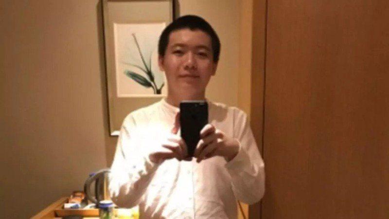 牛騰宇被指觸犯了中國第一家庭。(取材自法廣網/ 牛騰宇母親提供)