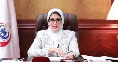 埃及衛生部長哈萊。(取材自環球時報)