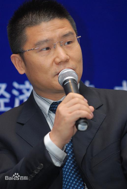 博泰集團董事長章新明。(取材自百度百科)