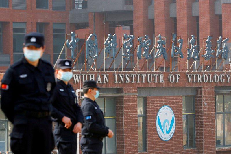 最先在中國武漢市發現的新冠病毒,是否出自武漢病毒研究所,各界猜測、熱議不斷。(路透)