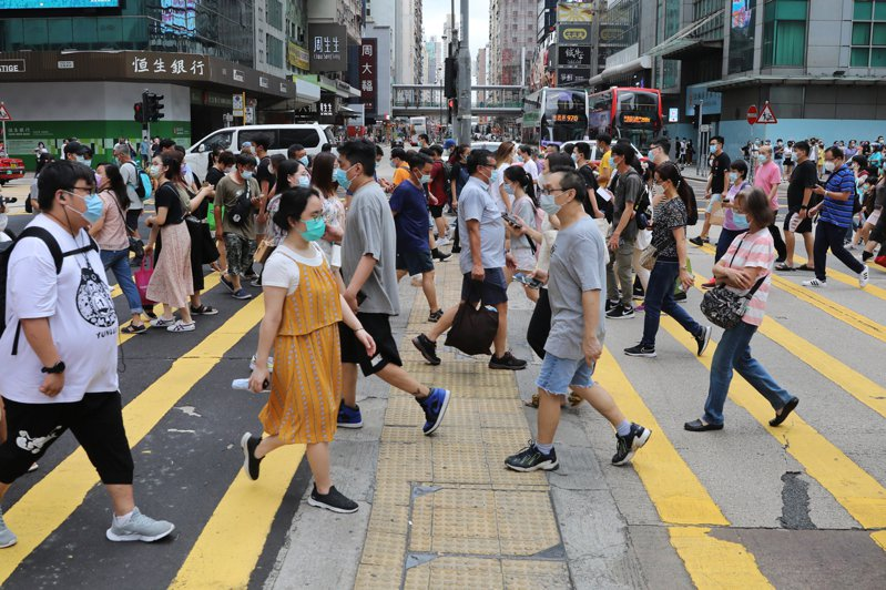 香港新任政務司司長李家超日前接受中國官媒央視專訪時表示,整個監察系統都要加強。(中通社)