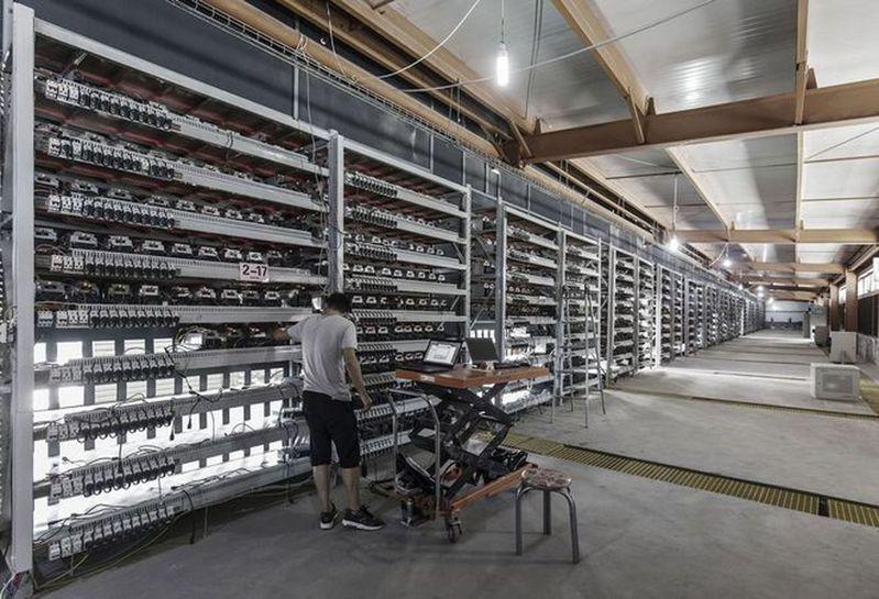 全球逾半數比特幣礦工來自中國,但北京政府矢言,將嚴厲打擊比特幣挖礦和交易活動。(取材自微博)