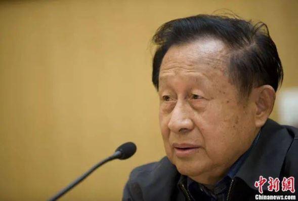 高尚全27日下午在北京協和醫院辭世。(取材自中新網)