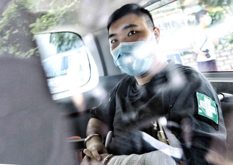 香港高等法院今(27日)就首宗國安法案宣裁,裁定被告唐英傑煽動他人分裂國家罪及恐怖活動罪成。(中通社資料照片)