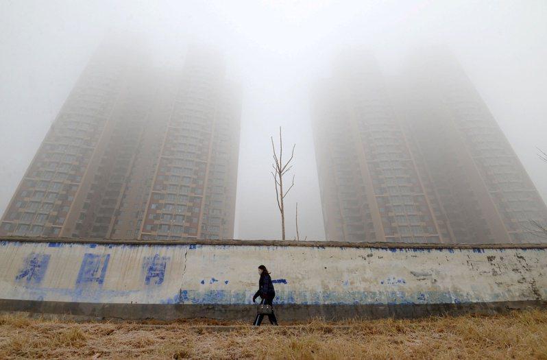 全球25個大城市的溫室氣體排放量,中國河北邯鄲居第一。(路透)