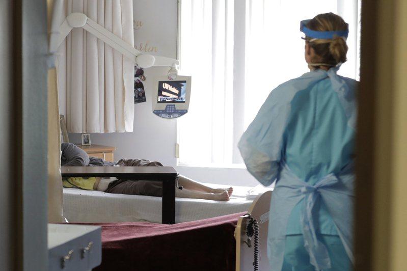 超過200萬人在特別登記期間申請加入俗稱「歐記健保」(Obamacare)的可負擔健保。圖為西雅圖的一處康復病房。(美聯社)