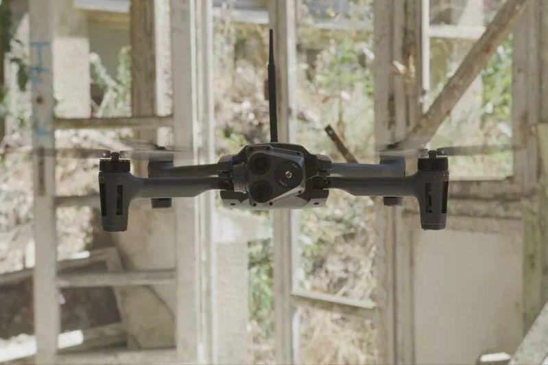 中標五角大廈項目的法國無人機公司Parrot SA。(取材自Parrot 官網)