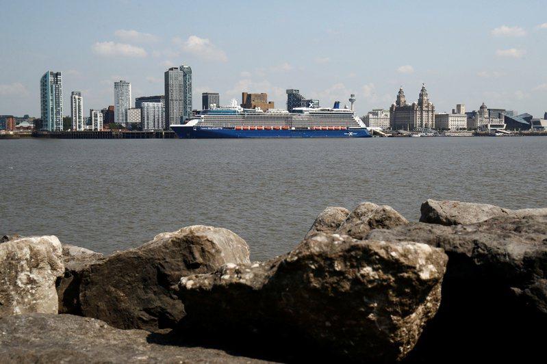 英國城市利物浦的濱海地區被指過度開發,從世界遺產名錄移除。(路透)