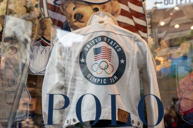 美國奧運代表隊隊服由羅倫設計多年,被批了無新意。(路透)