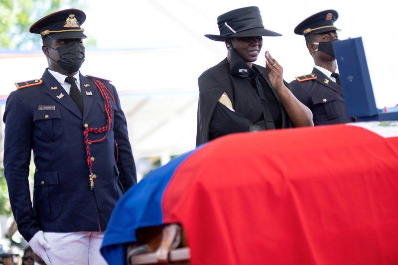海地总统遗孀:直到嚥气前 夫婿还期待保镳出现