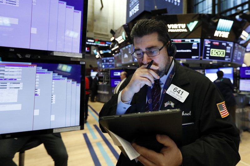 隨著科技股再次下殺,華爾街繼續承受悲慘9月,股指大幅下跌。美聯社