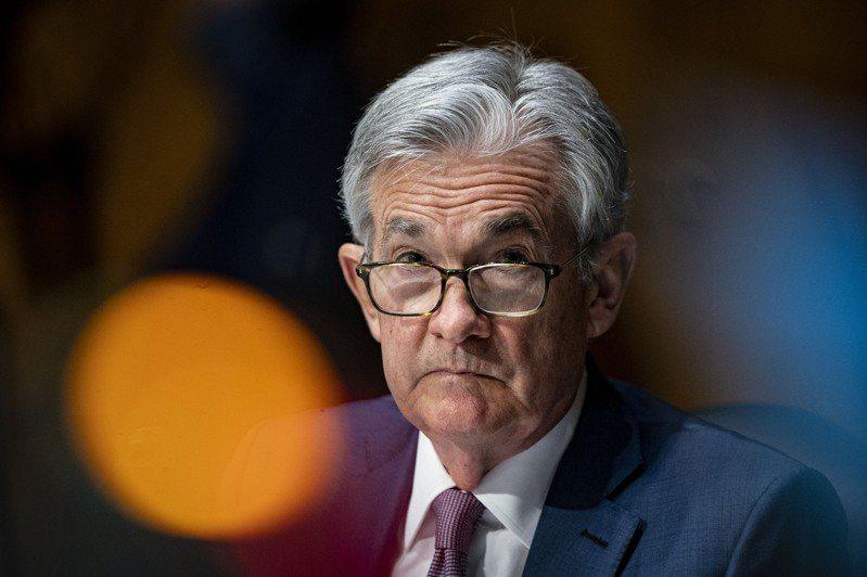 在聯準會(Fed)主席鮑爾(Jerome Powell,圖)的國會證詞減輕了對利率上升和通貨膨脹的擔憂後,道瓊工業平均指數收復跌幅。美聯社