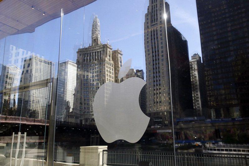 29日史坦普500指數再創收盤新高,兩家全球最大科技公司蘋果和臉書的業績均出現井噴。(美聯社)
