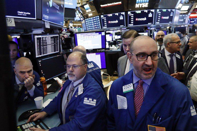 美股在5月第一個交易日上漲。(美聯社)