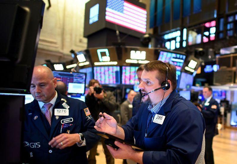 美股持續走高,完全收復19日的暴跌幅度。Getty Images